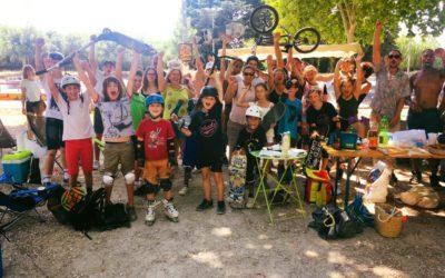 Bonne vacances aux rideuses et riders du wheels club  !