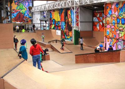 Le skatepark