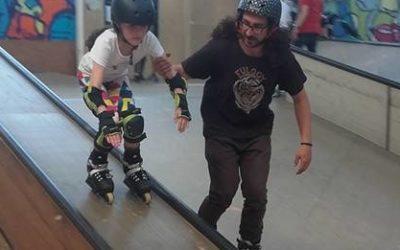 Stage vacances de Pâques (trottinette, skate, roller)