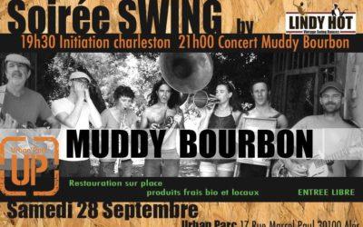 Samedi 28 septembre : Concert et Soirée Swing