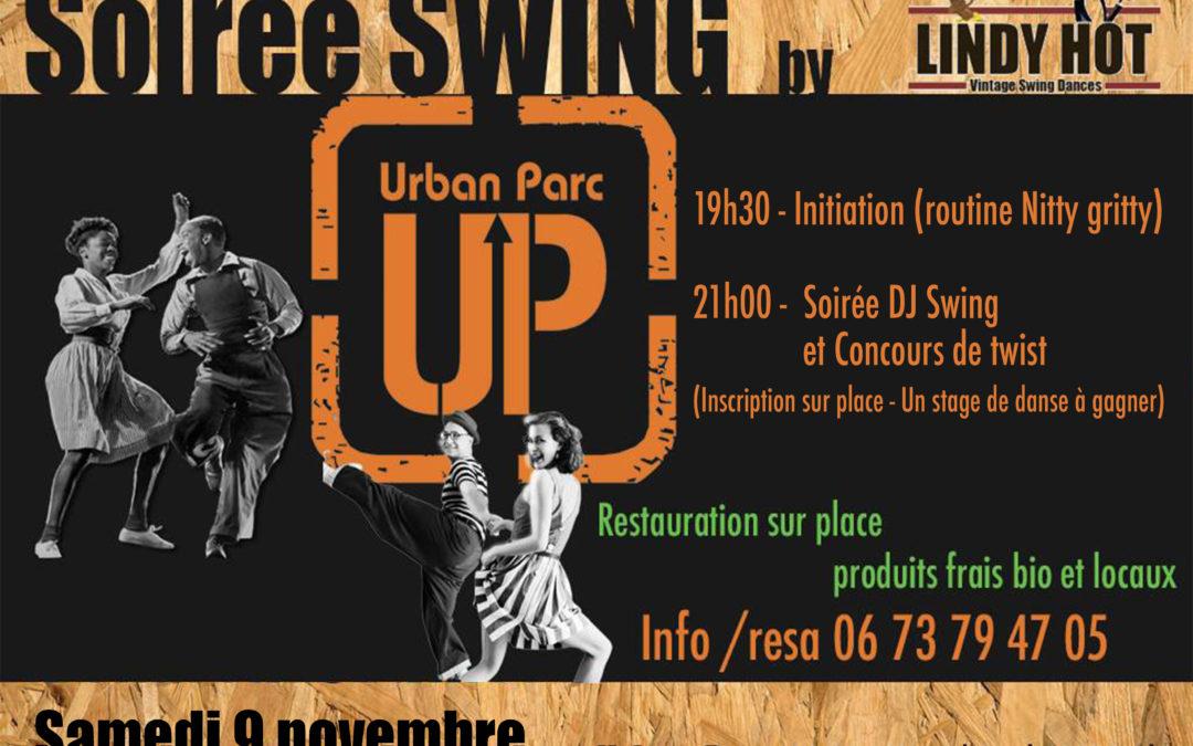 Samedi 9 Novembre : Soirée swing et concours de twist.
