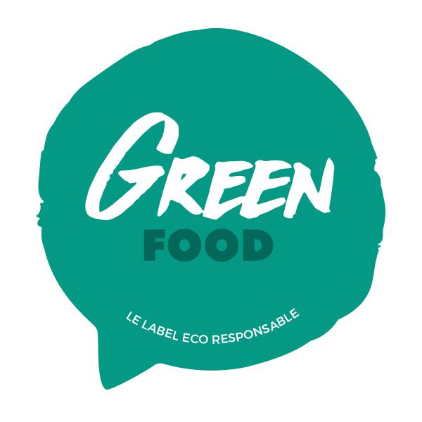 Label Green Food éco-responsable bio